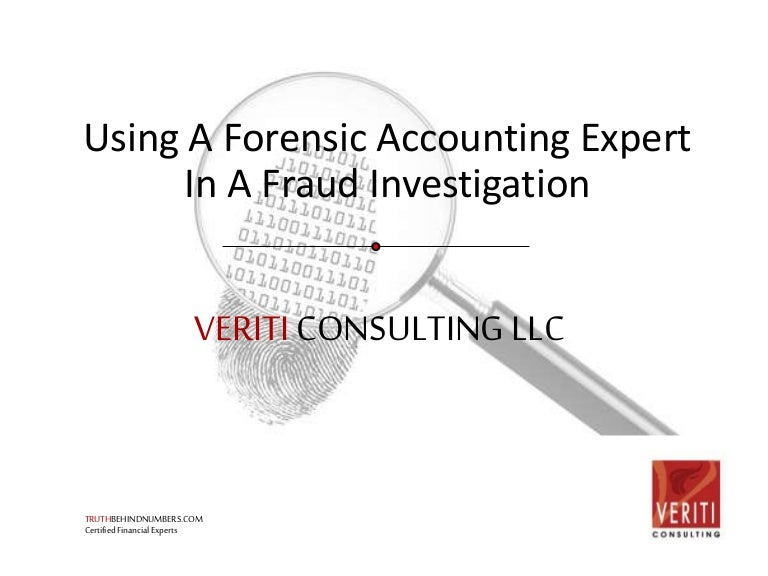 forensic investigative accounting solution manual